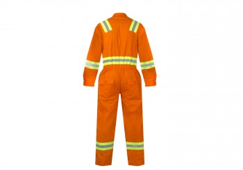 DELUXE COVERALL - HCT270 - Orange
