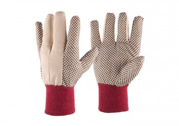 COTTON WORKING GLOVES - #D10Oz