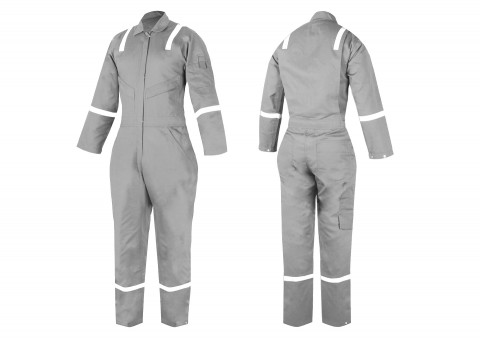 FR COVERALL - ZK-XL9200 - Women